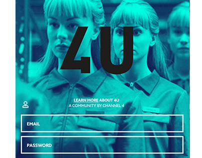 4U – Channel 4 Community panel