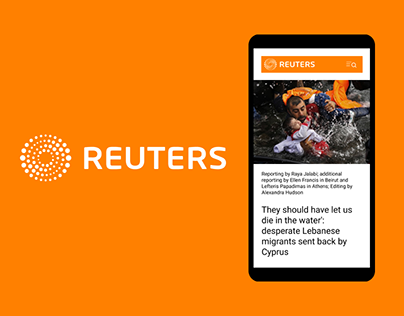 Reuters. New Official Website.