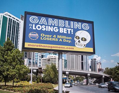 NC Problem Gambling Campaign