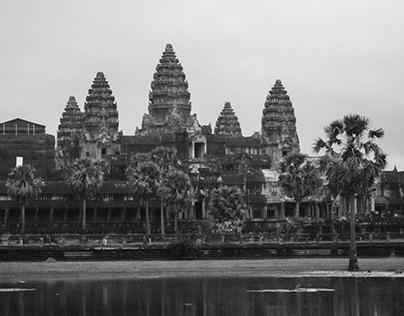 Cambodia, Myanmar & Thailand