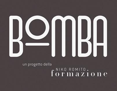 Bomba - Niko Romito Formazione