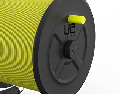 UAINA - Cable reel for Lifeguards