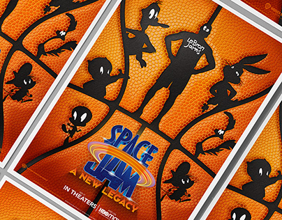 """Poster for """"Space Jam: A New Legacy"""""""