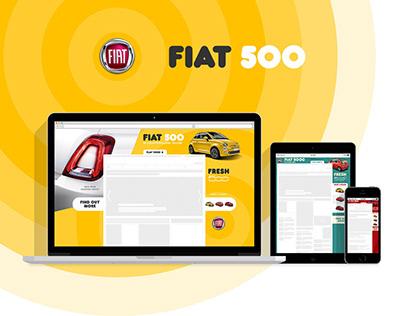 Fiat 500 HPTO