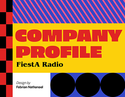 FiestA Radio - Company Profile Brochure
