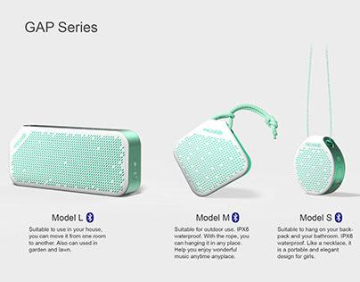 GAP Bluetooth Speaker Series