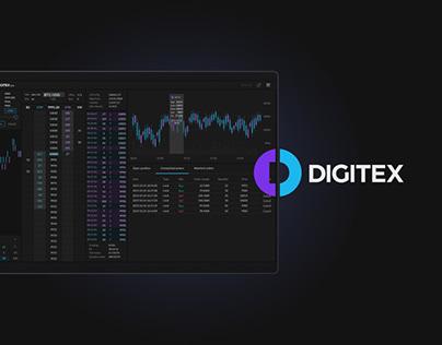 Digitex Futures — Сryptocurrency Trading Platform