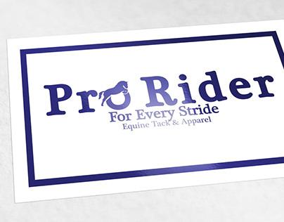 Pro Rider Logo
