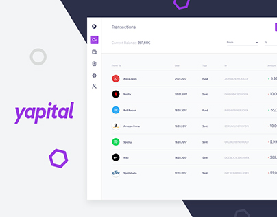 Online Payment Service - Yapital