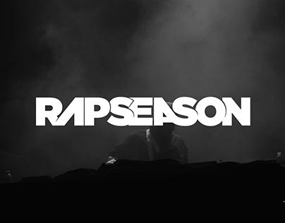 RAPSEASON | WEBSITE REDESIGN