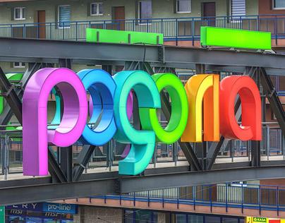Pogoria – colourful heart of Dąbrowa Górnicza City