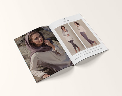 Fashion Lookbook Design 02