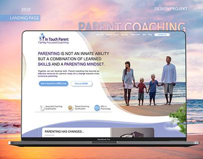 Landing Page - Parent Coaching