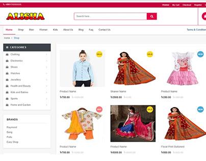 E Commerce | electronic commerce- Alisha