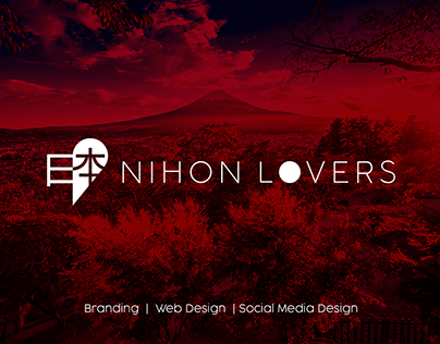 Nihon Lovers - Branding, Web Design & Social Media
