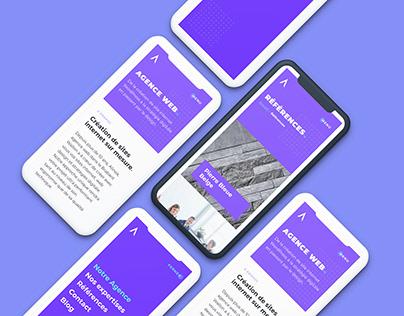 Alinoa | Website Design