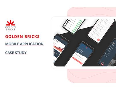 Golden Bricks Case Study for Mobile Application