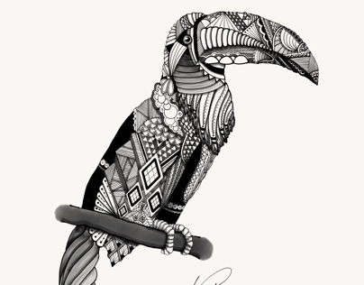 Tribal Toucan