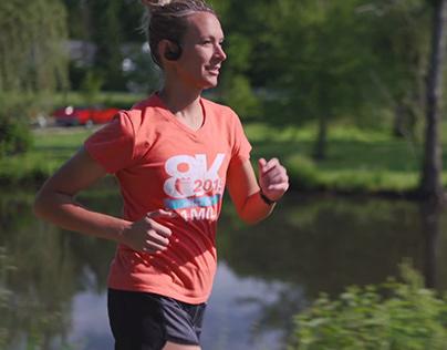 Akron Marathon | Run at Home