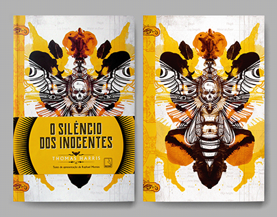 Book design – The silence of the lambs