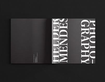 Fine Art Photography Book Design