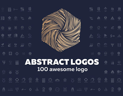 100 Abstract Logo Template
