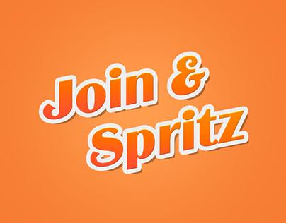 Aperol Spritz Lovers - Join&Spritz feature