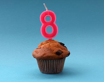 Cumpleaños No. 8