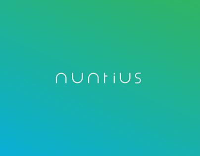 Diseño de Periódico Nuntius