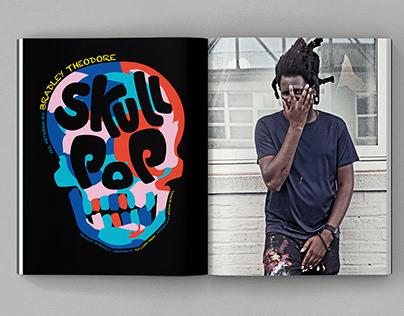 SKULL POP Interview with Artist Bradley Theodore