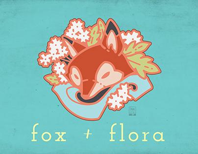 Fox + Flora Kickstarter Campaign