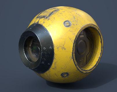 Sci-fi sphere