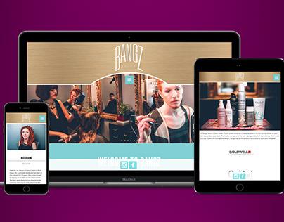 Bangz Salon Website