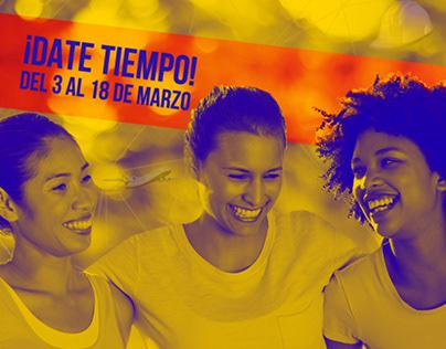 Mall Zona Centro- Día Internacional de la Mujer