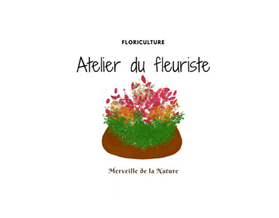 Logo pour floriculture