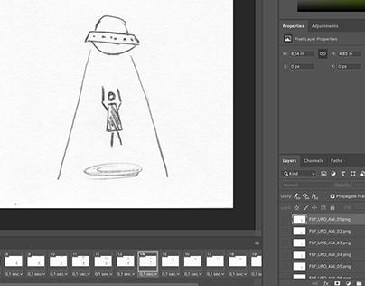 Frame by Frame Animation