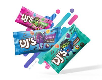 Djs Chocolate candies