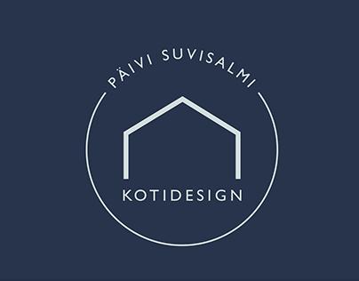 Logo for imaginary design company