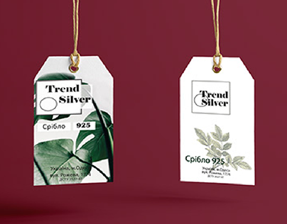 Label tags and logo