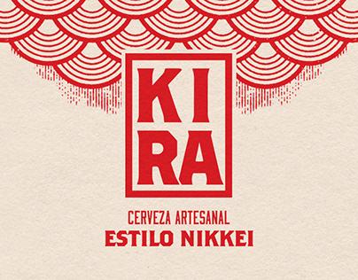 KIRA - Cerveza Artesanal Estilo NIkkei