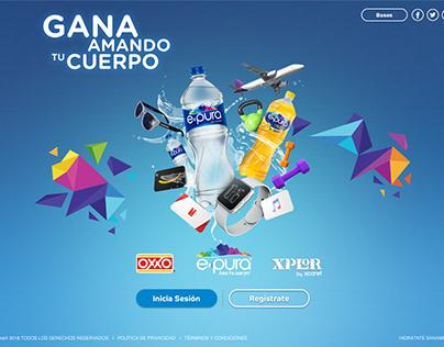 GANA AMANDO TU CUERPO | EPURA