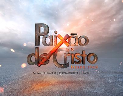 Logo Paixão de Cristo