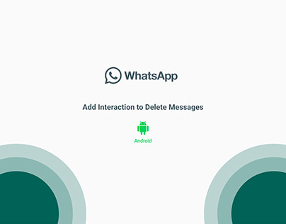 Add Interaction WhatsApp | Personal Project