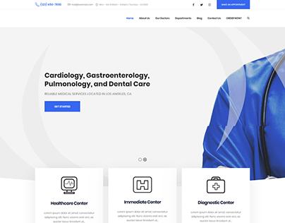 Medical - WordPress