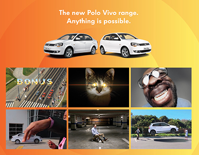 Volkswagen Polo Vivo. Anything is possible.