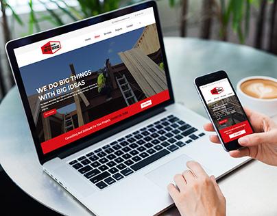 Smithery Custom Metal Works Branding & Website