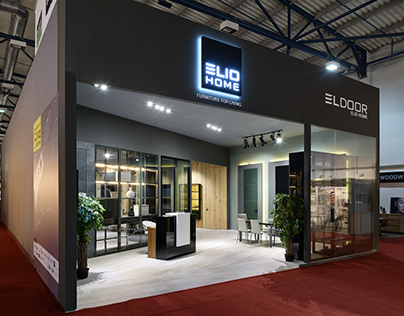 Stand ELIO HOME/ELDOOR/ELNOVA on Kiff 2018