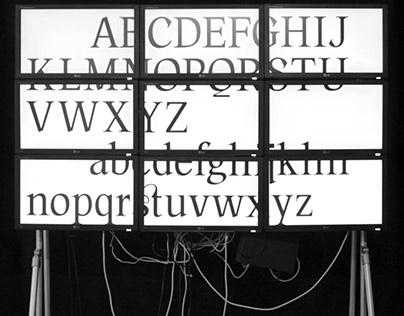 Automatisierte Schriftgestaltung /Automated Type Design