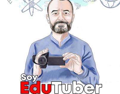 Ilustración digital para cartel documental