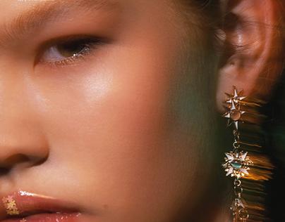 Virtual Light for Scorpio Jin Magazine
